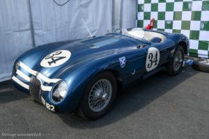 Le Mans Classic 2018 - JAGUAR Type C