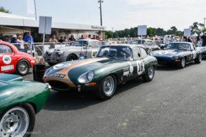 Le Mans Classic 2018 - JAGUAR Type E
