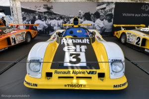 Le Mans Classic 2018 - Renault Alpine A 442 Le Mans 1978