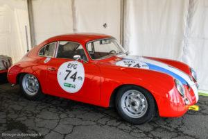 Le Mans Classic 2018 - PORSCHE 356 A 1958