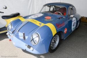 Le Mans Classic 2018 - PORSCHE 356 A Coupé 1600 S 1957