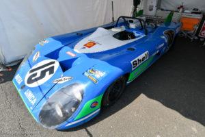 Le Mans Classic 2018 - MATRA MS 660 1971