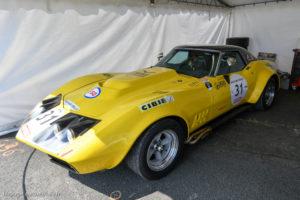 Le Mans Classic 2018 - CHEVROLET Corvette C2 1964
