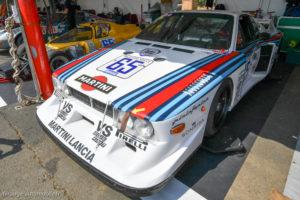 Le Mans Classic 2018 - LANCIA Beta Gr. V 1981