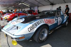 Le Mans Classic 2018 - CHEVROLET Corvette C3 1971