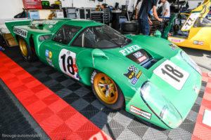 Le Mans Classic 2018 - LOLA T70 Mk III B 1969