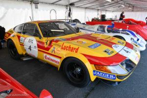 Le Mans Classic 2018 - FERRARI 365 GTB/4 Gr.IV 1972