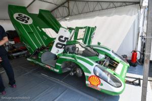 Le Mans Classic 2018 - PORSCHE 917 K 1970