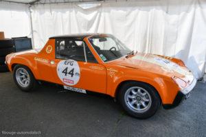 PORSCHE 914/6 GT 1970