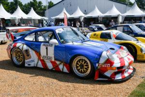 Le Mans Classic 2018 - Porsche 911 / 993