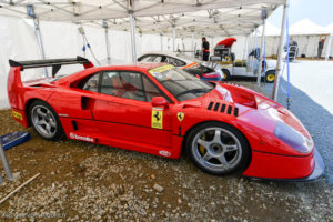 Le Mans Classic 2018 - FERRARI F40 LM