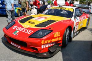 Le Mans Classic 2018 - FERRARI 512 Maranello GT1