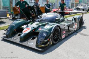 Le Mans Classic 2018 - BENTLEY Speed 8 Le Mans 2003
