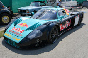 Le Mans Classic 2018 - MASERATI MC12 GT1