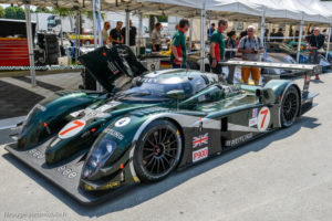 Le Mans Classic 2018 - BENTLEY Speed 8 Le Mans 2003