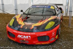 Le Mans Classic 2018 - FERRARI F430 GT2