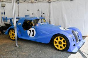 Le Mans Classic 2018 - MORGAN Le Mans