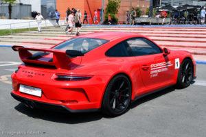 Le Mans Classic 2018 - PORSCHE 911 / 991