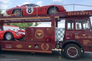 Le Mans Classic 2018 - Camion Bizzarini