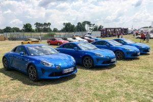 Le Mans Classic 2018 - ALPINE RENAULT A110 2018