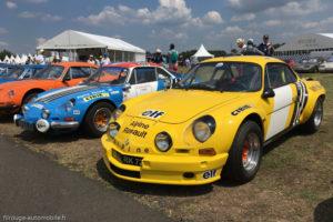 Le Mans Classic 2018 - ALPINE RENAULT A110