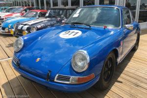 Le Mans Classic 2018 - PORSCHE 911