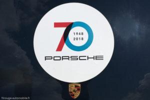 Le Mans Classic 2018 - 70 ans Porsche