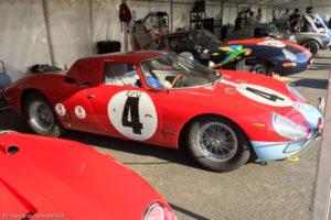 Le Mans Classic 2018 - FERRARI 250 LM 1964