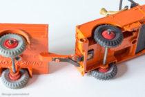 Dinky Toys réf.340 et 341 - Land Rover avec remorque