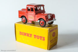Dinky Toys réf. 255 - Land Rover Mersey Tunnel