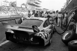Porsche 935-002 (R16) 4ème des 24 Heures du Mans 1976