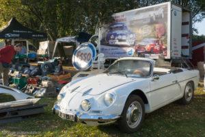 Autobrocante de Lohéac 2018 - Alpine A110