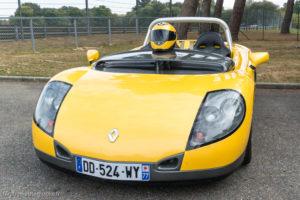 Autobrocante de Lohéac 2018 - Exposition 120 ans Renault