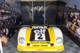 Autobrocante de Lohéac 2018 - Exposition Renault Alpine Le Mans 1978