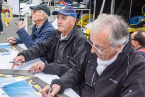 Autobrocante de Lohéac 2018 - Jean Pierre Jaussaud, Alain Serpaggi et Michel Leclère