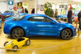 Autobrocante de Lohéac 2018 - Alpine du Musée automobile