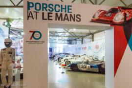 Exposition Porsche At Le Mans pour le 70ème anniversaire - Musée des 24 Heures