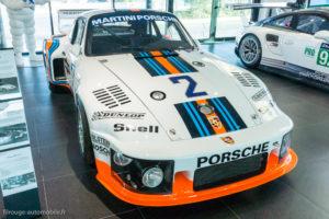 Porsche 935-002 (R16) de 1976 - Collection Musée Porsche