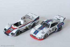 Porsche 935 de 1976 (Solido) et Porsche 936 de 1976 (Starter)