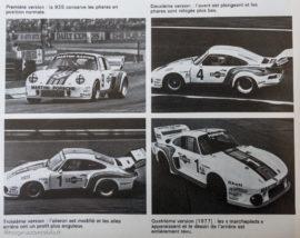 """Porsche 935-002 (R16), évolution - extrait """"La réussite Porsche"""""""