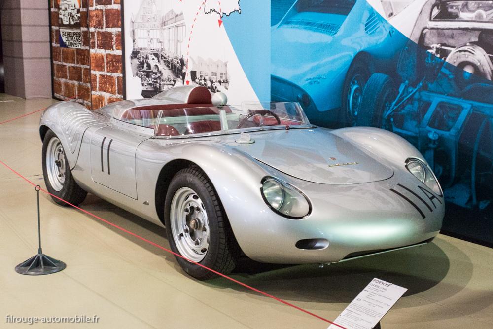 Porsche 718 RSK de 1959