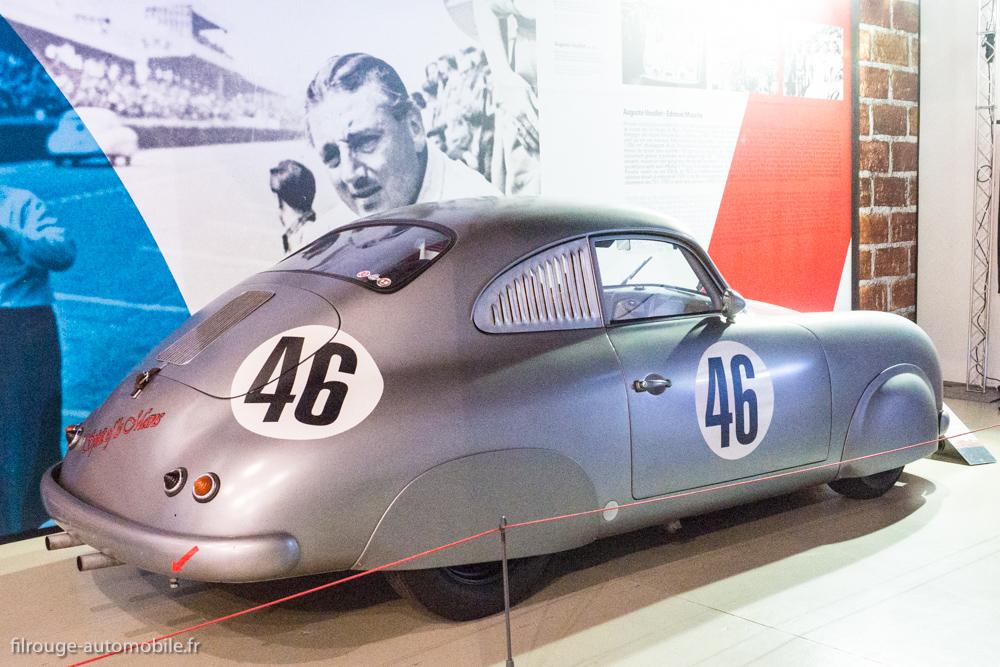 Porsche 356 pré-A de 1951