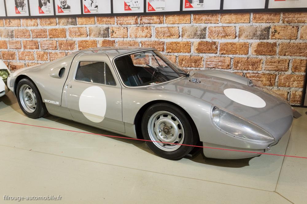 Porsche 904 GTS de 1964