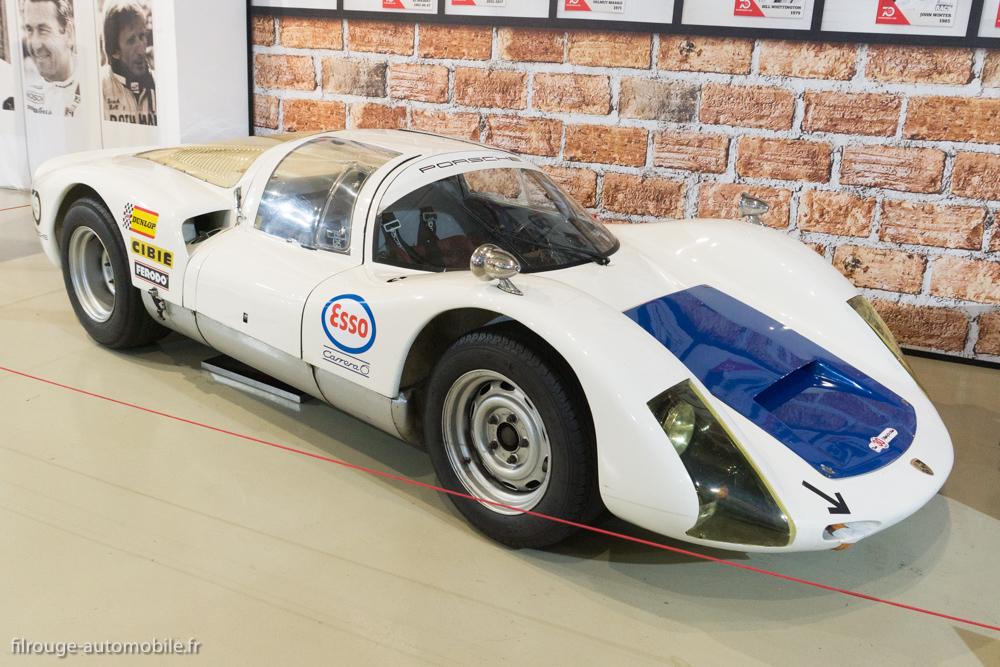 Porsche 906 de 1968