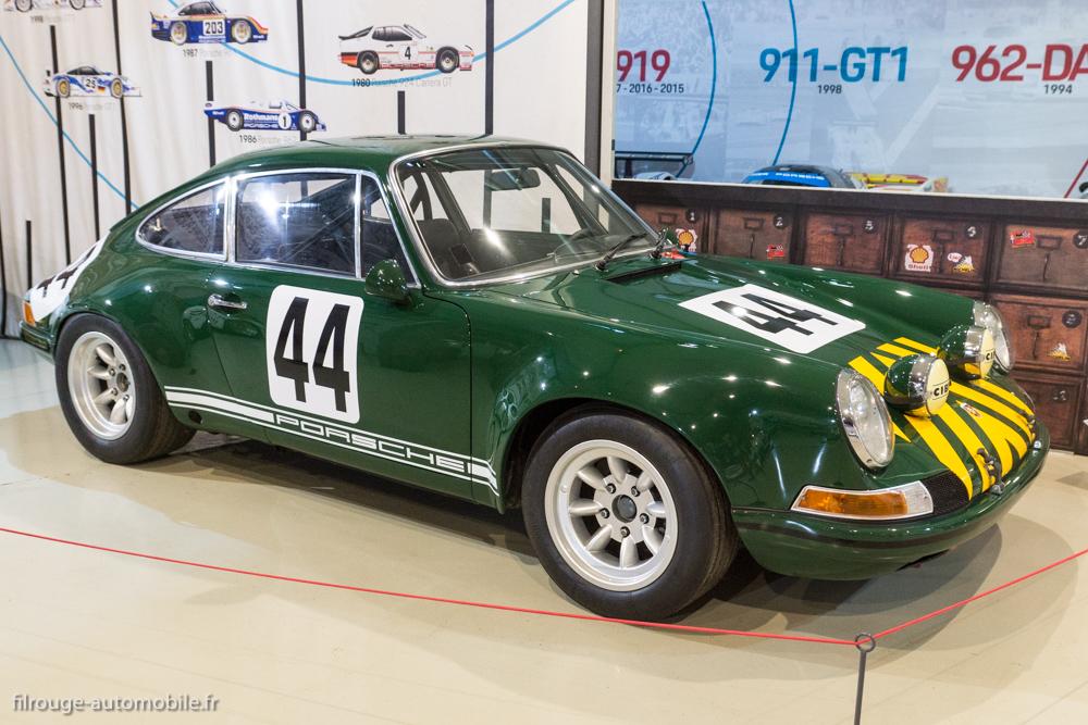 Porsche 911 S de 1971