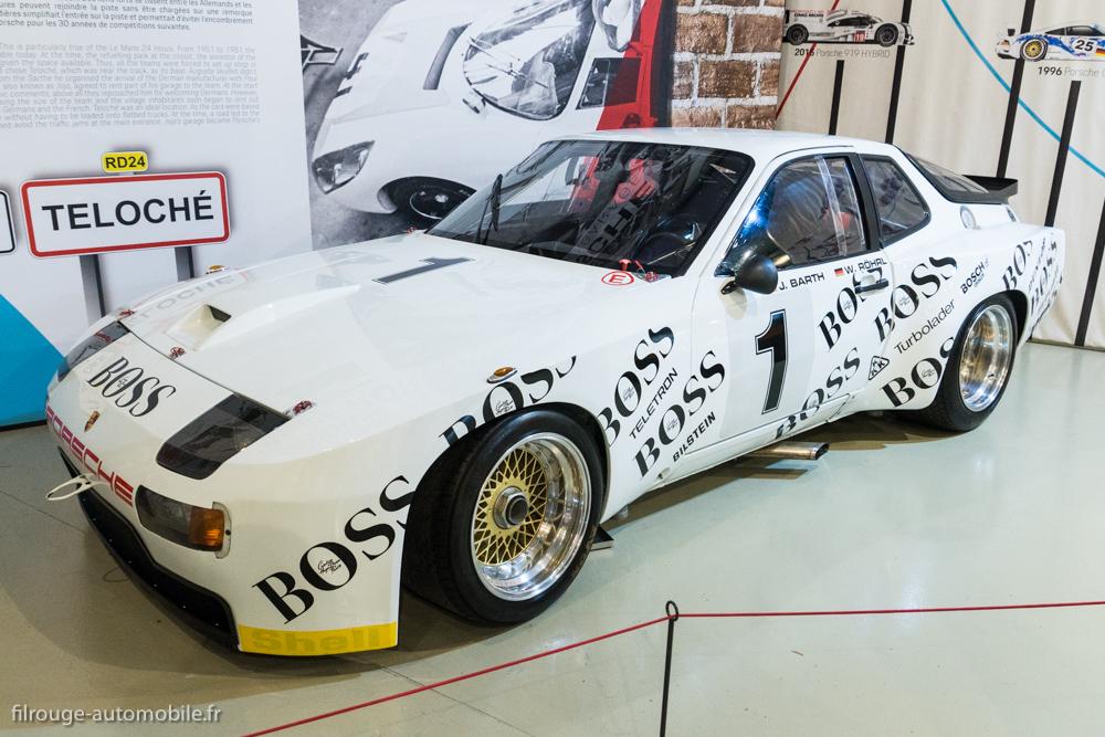 Porsche 924 Carrera GTR / 944 LM de 1981