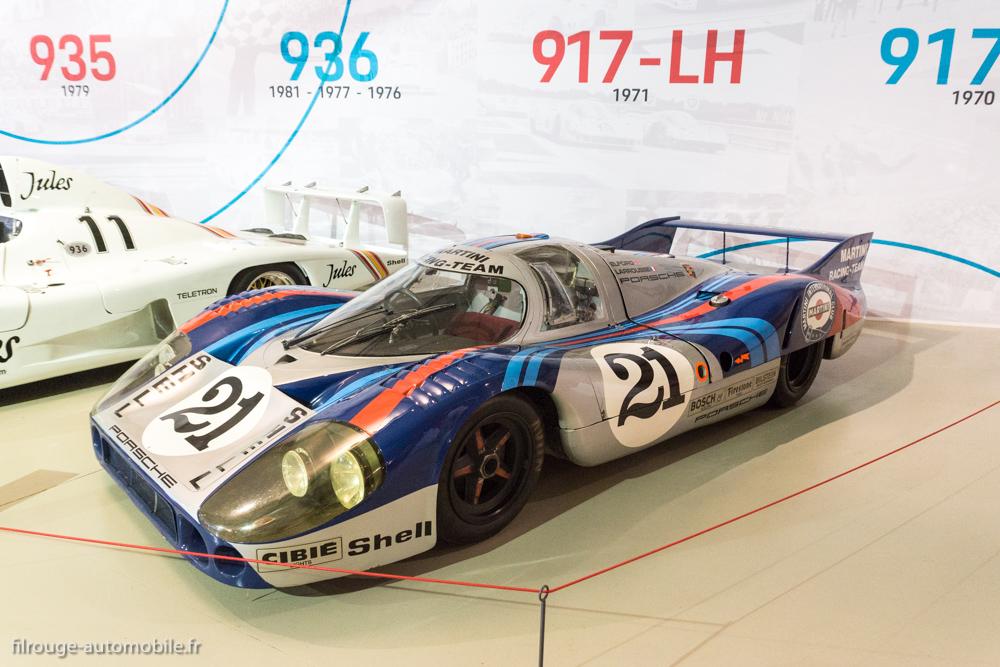 Porsche 917 LH de 1971