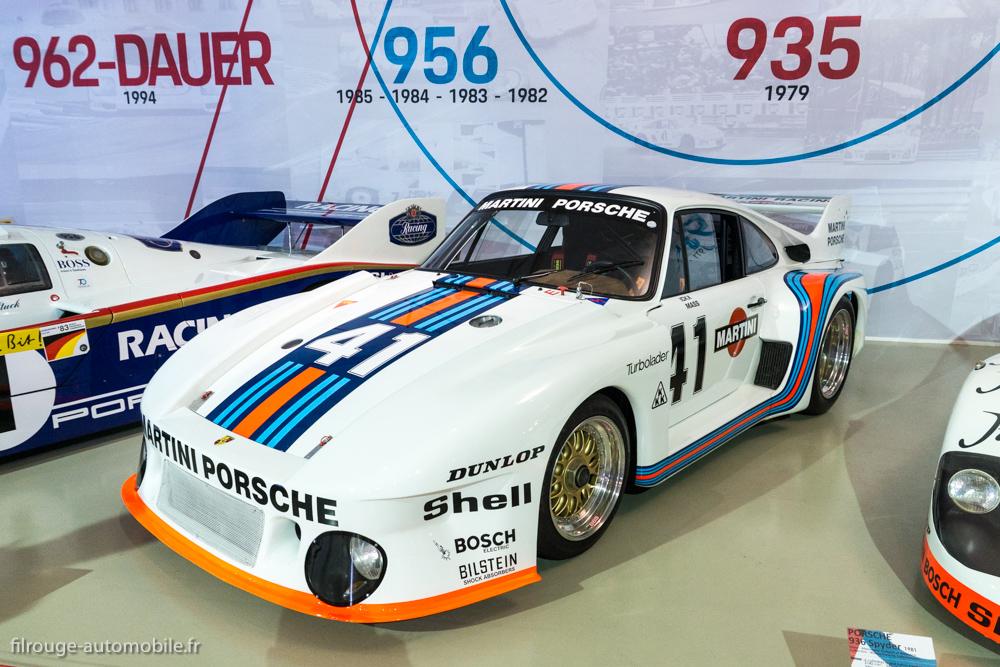 Porsche 935/77 de 1977