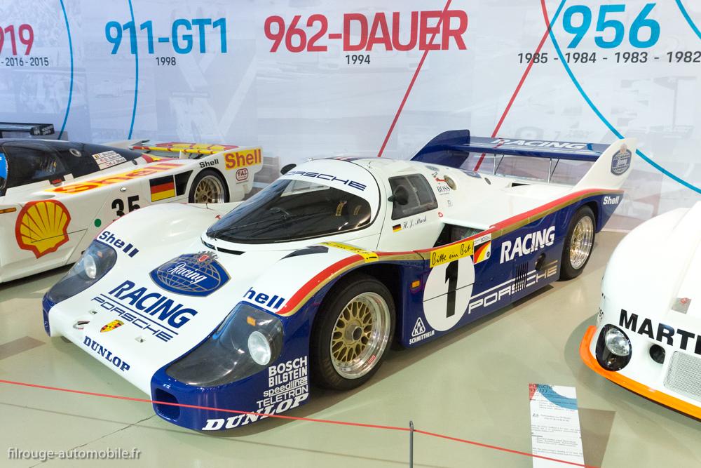 Porsche 956 de 1982