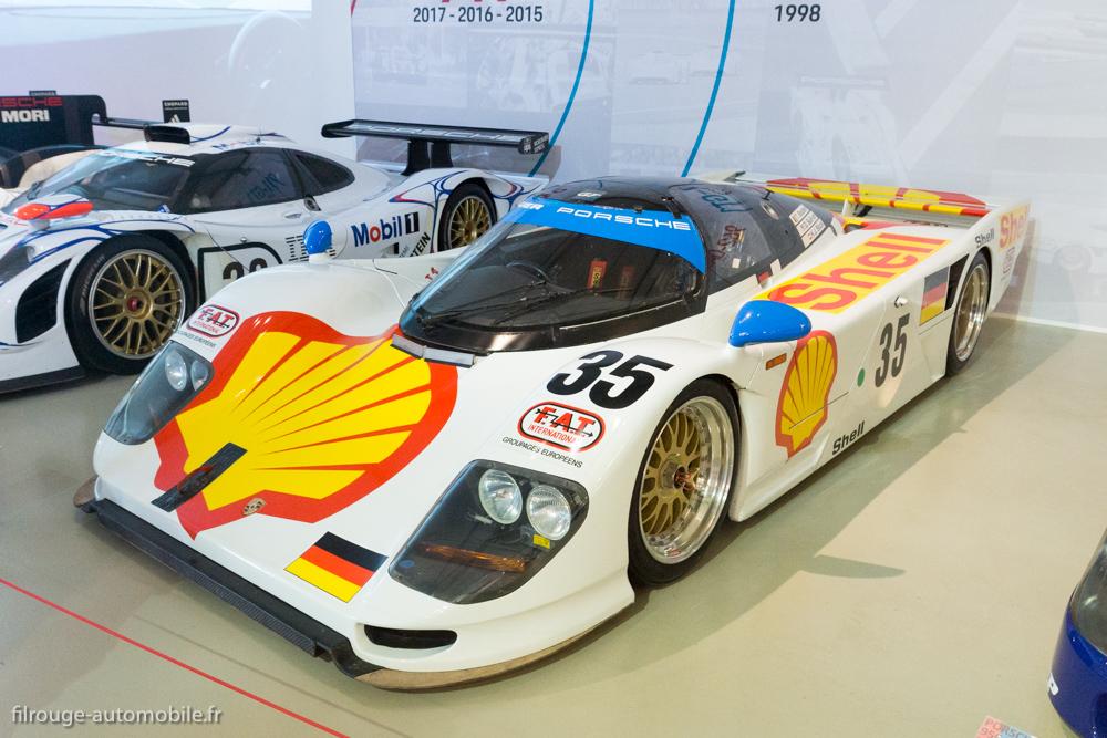 Porsche Dauer 962 C de 1994